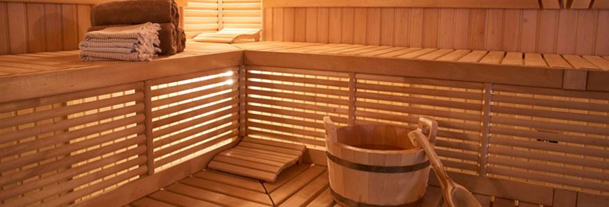 Achat de saunas et de hammams