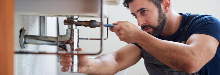 Compétence d'un plombier