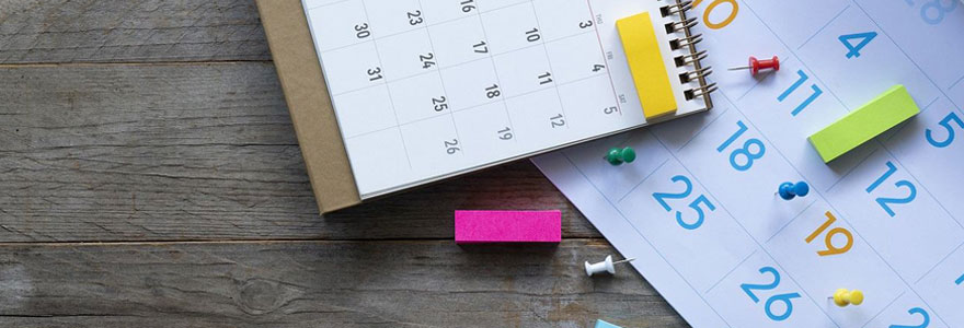 Créer son propre calendrier