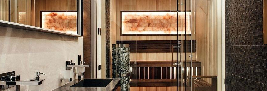 Garder la forme et se relaxer à domicile en installant un sauna
