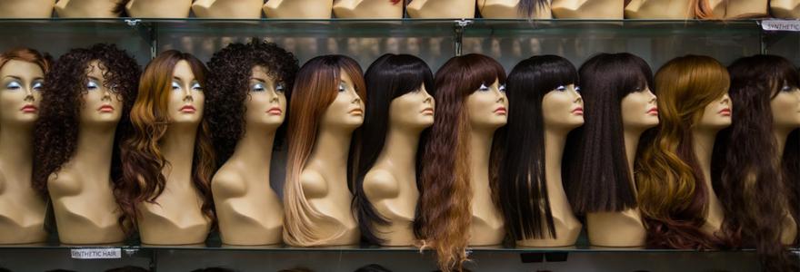 perruques naturelles