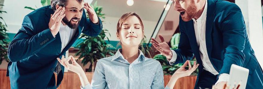 réduire le mauvais stress au travail