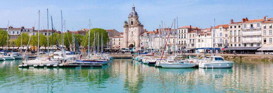 Réserver une location de vacances à La Rochelle