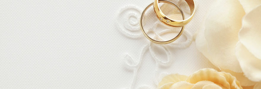 Invitations et faire part de mariage